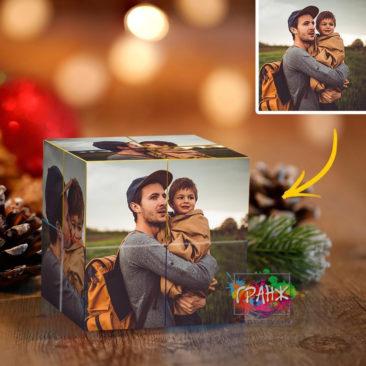 Фотокубик трансформер, купить в подарок Симферополь